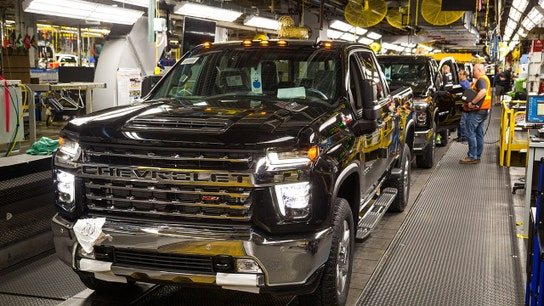 General Motors to put $150M toward Michigan plant to ramp up production, company says