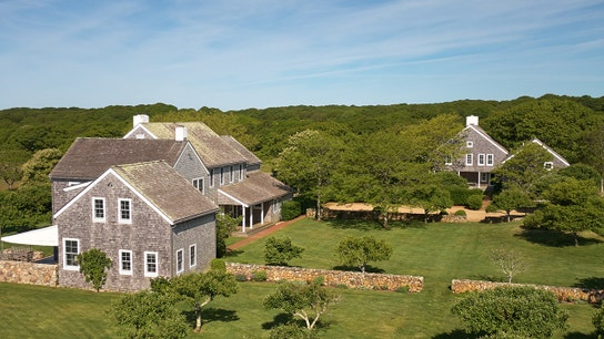 Jackie Kennedy Onassis' Martha's Vineyard estate goes on market for $65M