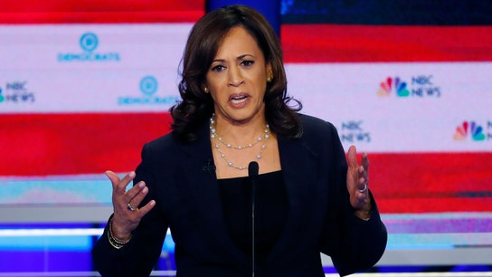 Kamala Harris backs single-payer health care, then backtracks