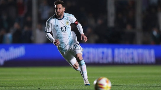 Soccer star Lionel Messi tops Forbes' 'World's Highest-Paid Athletes' list