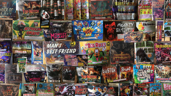 WARNING: 'Overloaded' fireworks recalled ahead of 4th of July
