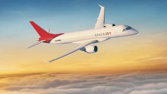 Mitsubishi reveals 'SpaceJet' aircraft line to be released in 2020