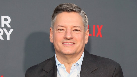 Netflix's Ted Sarandos addresses impending streaming service competition