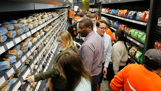 Amazon opens second cashier-free store in New York City