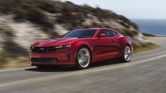 RIP the Chevy Camaro?