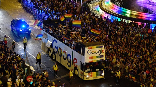 Google employees ask San Francisco Pride to exclude company from parade