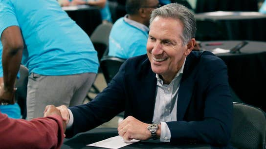 Howard Schultz says he's taking 'detour from the road' to recover from 3 back surgeries