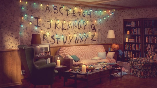 IKEA recreates 'The Simpsons,' 'Stranger Things,' 'Friends' living rooms in ad campaign