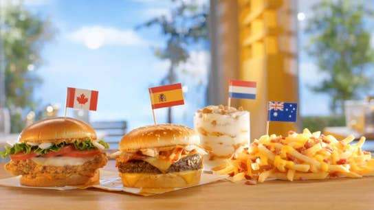 McDonald's to accept foreign money for 'worldwide favorites' menu items in one-day event
