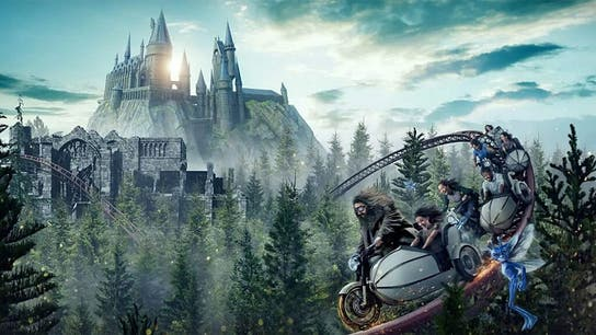 Universal Orlando's much anticipated $300M 'Harry Potter' roller coaster is now open