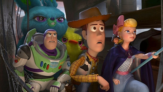 'Toy Story 4' tops weekend box office
