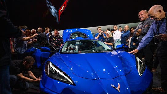 Corvette a staple for GM despite major lineup overhaul