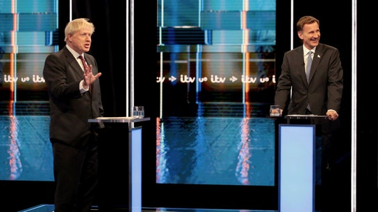 Candidates trade blows in Prime Minister debate over Brexit