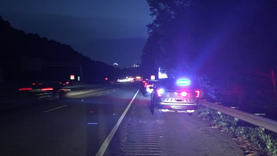 Georgia police urge public to 'do the right thing' after money spills from truck on interstate