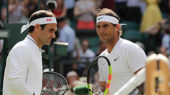 Roger Federer vs. Rafael Nadal career earnings: Tennis greats among sport's richest players