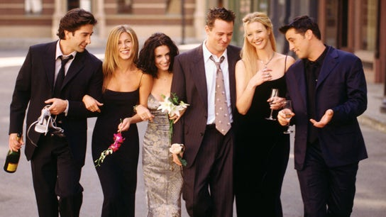 'FRIENDS' TO LEAVE NETFLIX FOR WARNERMEDIA'S NEW STREAMING SERVICE, HBO MAX