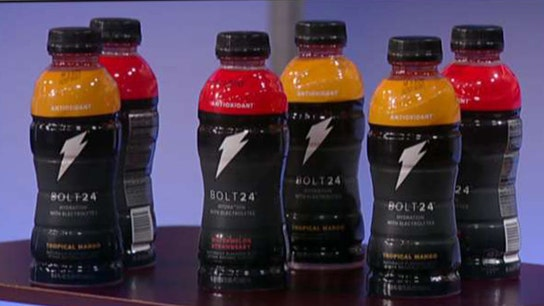 Gatorade launches first major product in 20 years