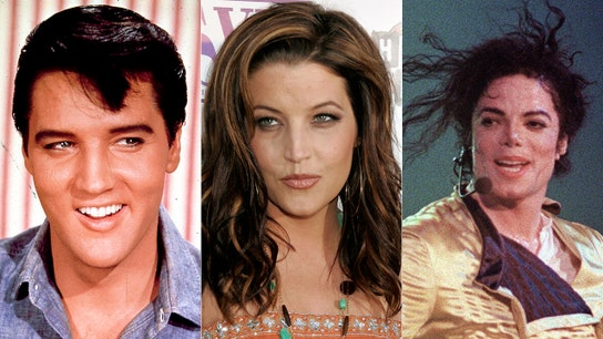 Lisa Marie Presley signs mega book deal about Elvis, Michael Jackson