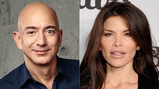 Jeff Bezos, Lauren Sanchez party on David Geffen's megayacht