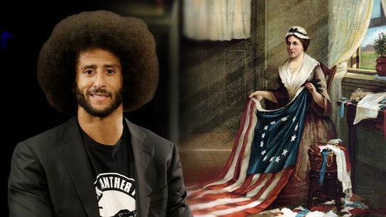 Colin Kaepernick may not totally understand who Betsy Ross is, Dr. Alveda King says
