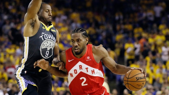Nike counter-sues Kawhi Leonard, says Clippers star 'seeks to re-write history' in logo spat