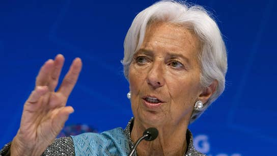 IMF chief Christine Lagarde to resign on Tuesday
