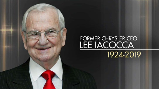 FOX Business' Neil Cavuto remembers auto industry titan Lee Iacocca
