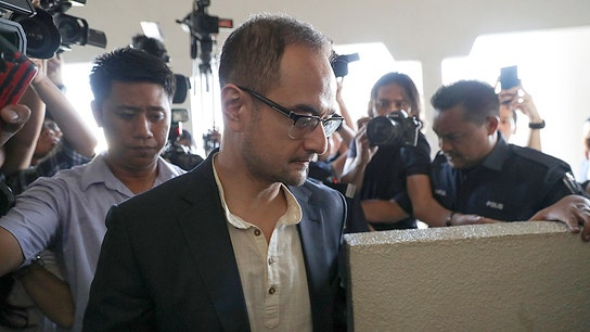 'Wolf of Wall Street' producer charged with laundering $248M in Malaysian scandal