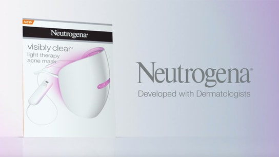 Neutrogena light therapy acne masks recalled due to potential eye injury risk