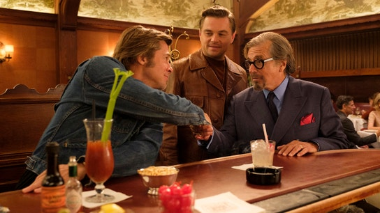 Tarantino's best opening yet with 'Once Upon a Time in Hollywood'