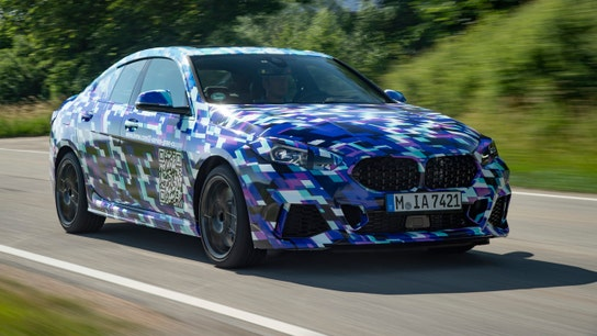 BMW unveils 2 Series Gran Coupe