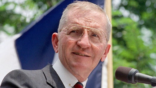 BILLIONAIRE ROSS PEROT DEAD AT AGE 89