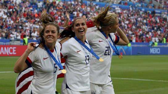 As USWNT fights for equal pay, league revenue slows efforts to close salary gap