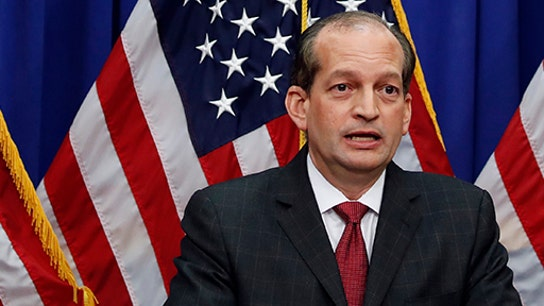 Labor Secretary Alex Acosta resigns amid Jeffrey Epstein plea deal criticism