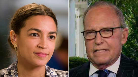 Ocasio-Cortez receives acclaim from top Trump adviser for her economic perspective