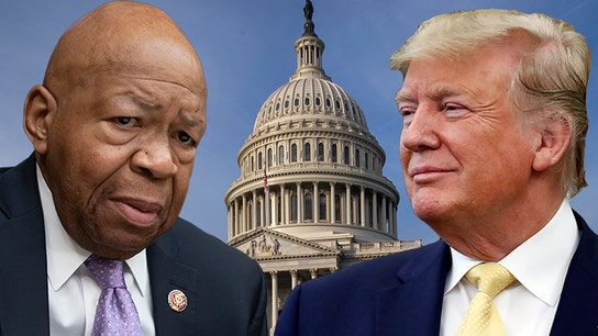 Trump asks: Why does Rep. Cummings get so much money sent to corrupt Baltimore?