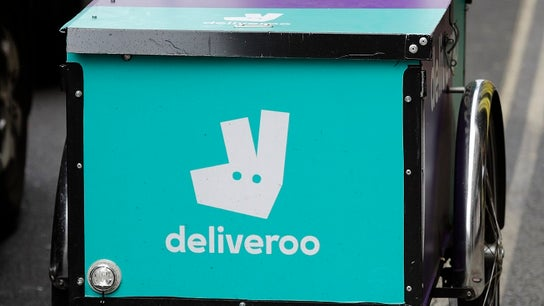 UK competition watchdog pauses Amazon's investment into Deliveroo food delivery service