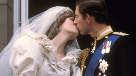Royal wedding costs compared on Princess Diana's wedding anniversary