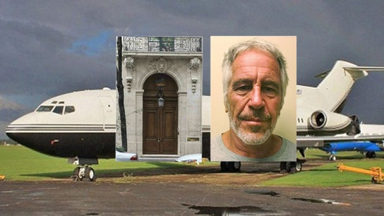 Jeffrey Epstein's attorneys submit $77M bail proposal secured by NY mansion, private jet