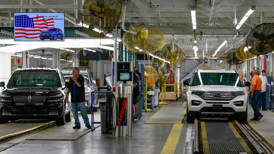 Ford creating new jobs to meet SUV demand