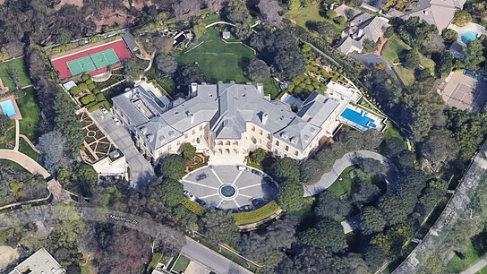 Hollywood producer Aaron Spelling's former mansion sells for nearly $120M, breaking LA County record: report