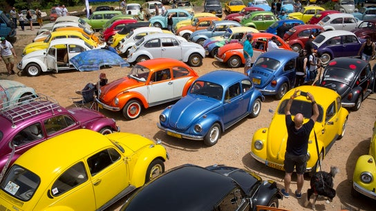 Volkswagen halts production of iconic Beetle follow decreased demand for small cars