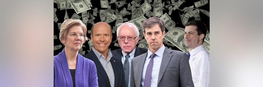 DEM DEBATES: HERE ARE THE TOP SPENDERS COMPETING IN NIGHT 1
