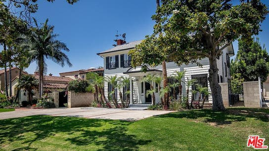 Meghan Markle's LA home before royalty up for sale