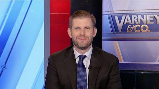 US companies getting 'the hell out of China': Eric Trump