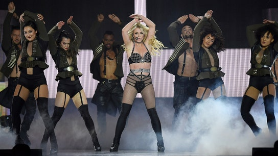 Britney Spears earned big bucks last year, made 80 trips to this retail giant