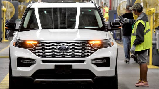 Ford recalls thousands of 2020 SUVs for safety issue