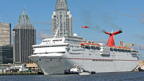 The cleanest & dirtiest cruise ships according to the CDC