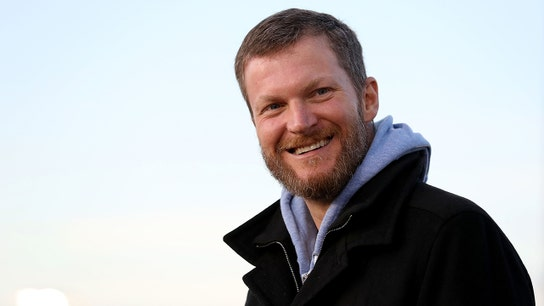 Dale Earnhardt Jr. in hospital following a fiery plane crash