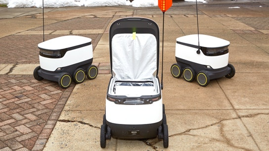 Delivery robots are coming to college campuses, Starship Technologies says